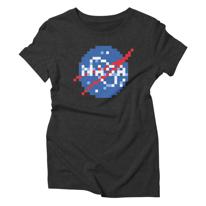 Space Science Women's Triblend T-Shirt by Aled's Artist Shop