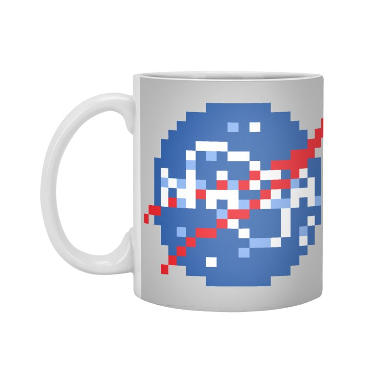 Space Science Accessories Standard Mug by Aled's Artist Shop