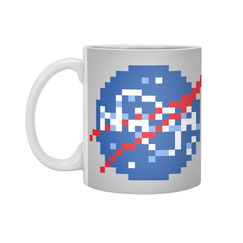 Space Science Accessories Mug by Aled's Artist Shop