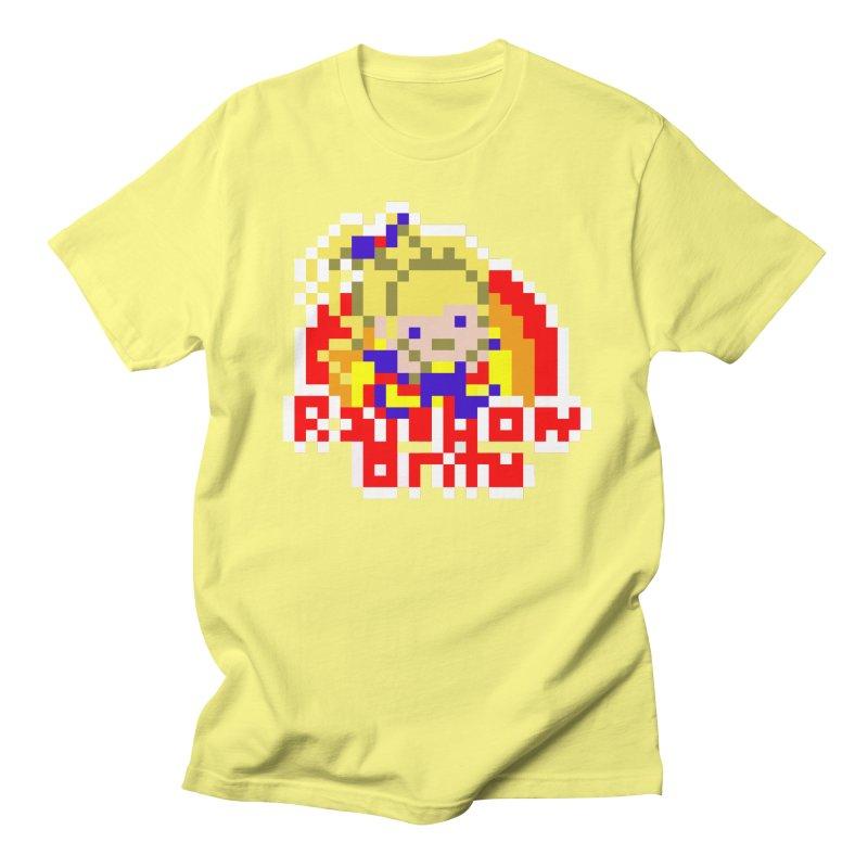 Magical Girl Men's T-Shirt by Aled's Artist Shop