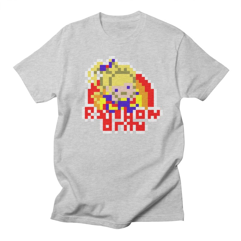 Magical Girl Men's Regular T-Shirt by Aled's Artist Shop