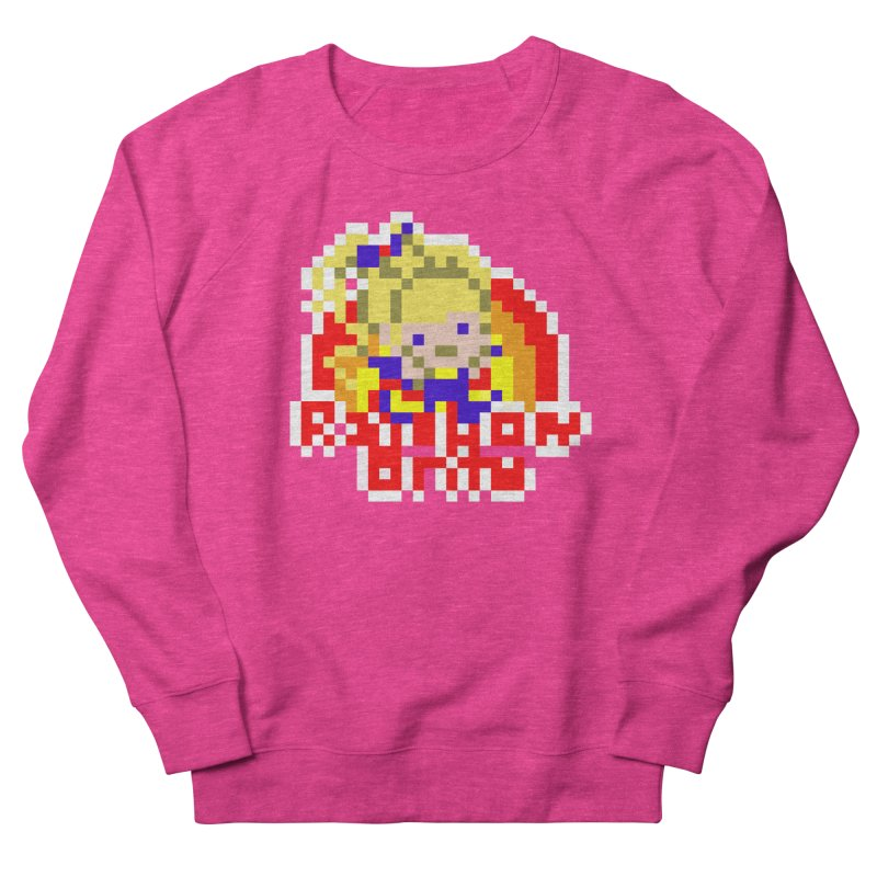 Magical Girl Women's French Terry Sweatshirt by Aled's Artist Shop