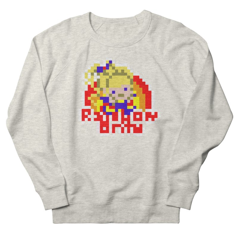 Magical Girl Men's Sweatshirt by Aled's Artist Shop