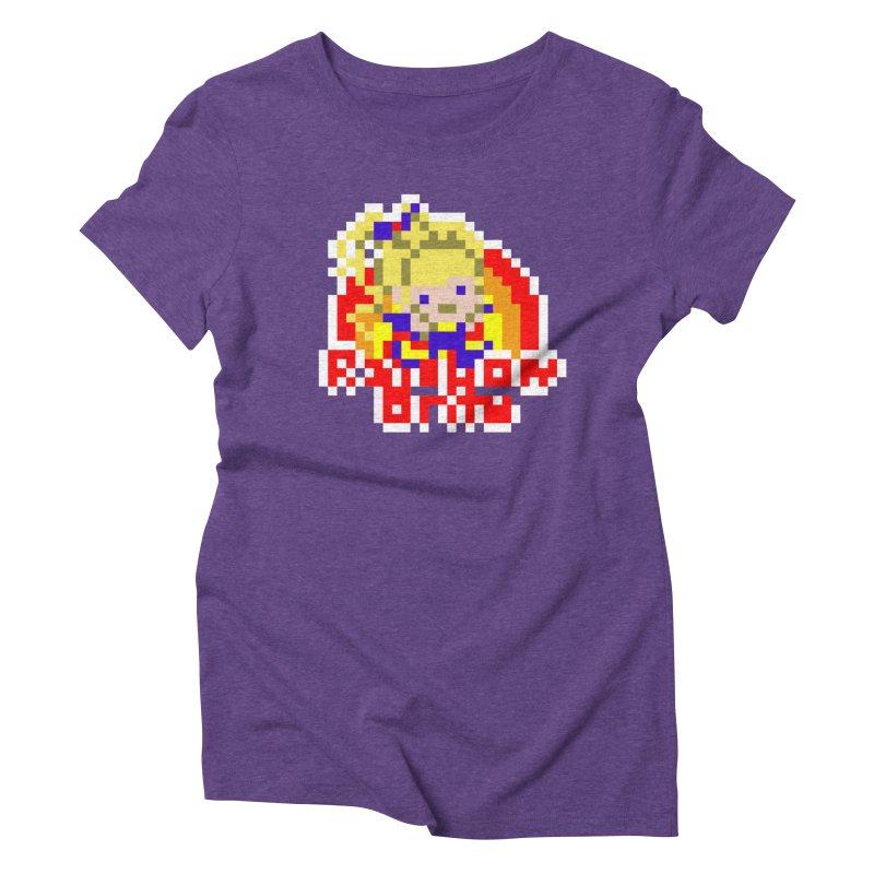 Magical Girl Women's T-Shirt by Aled's Artist Shop
