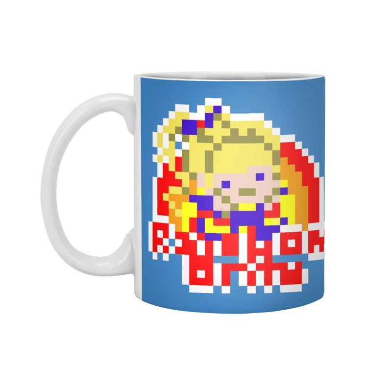 Magical Girl Accessories Standard Mug by Aled's Artist Shop