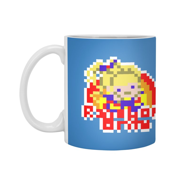 Magical Girl Accessories Mug by Aled's Artist Shop