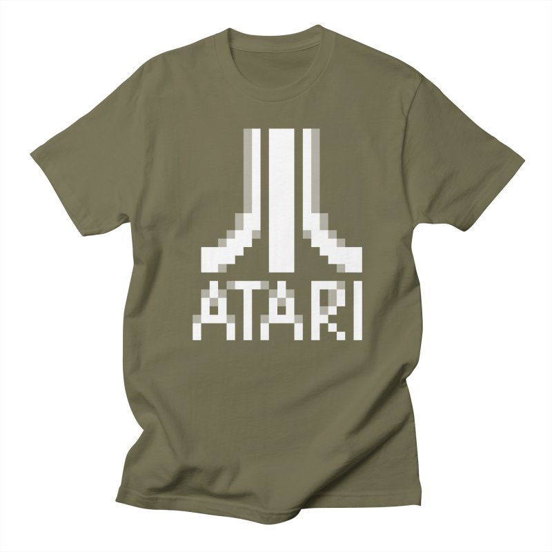 Video Games Men's Regular T-Shirt by Aled's Artist Shop