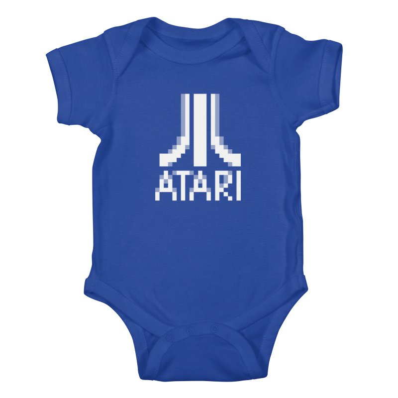 Video Games Kids Baby Bodysuit by Aled's Artist Shop
