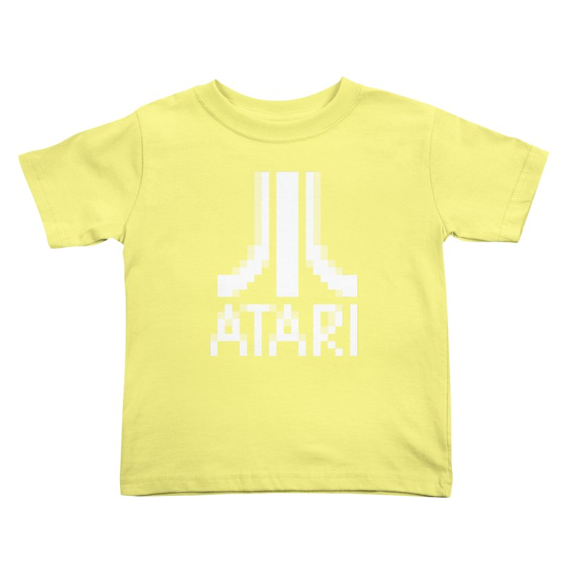 Video Games Kids Toddler T-Shirt by Aled's Artist Shop