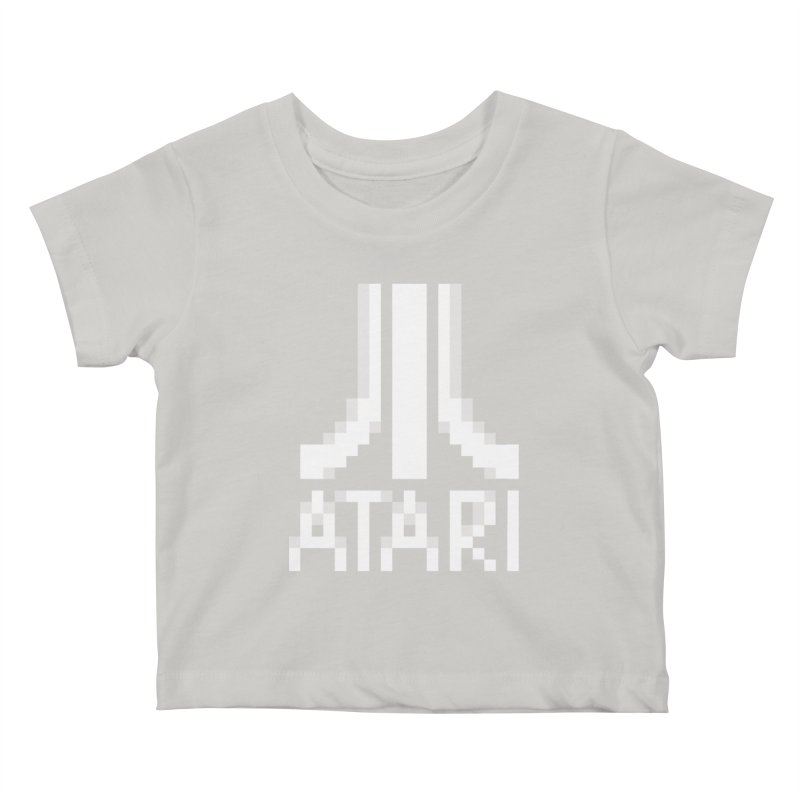 Video Games Kids Baby T-Shirt by Aled's Artist Shop