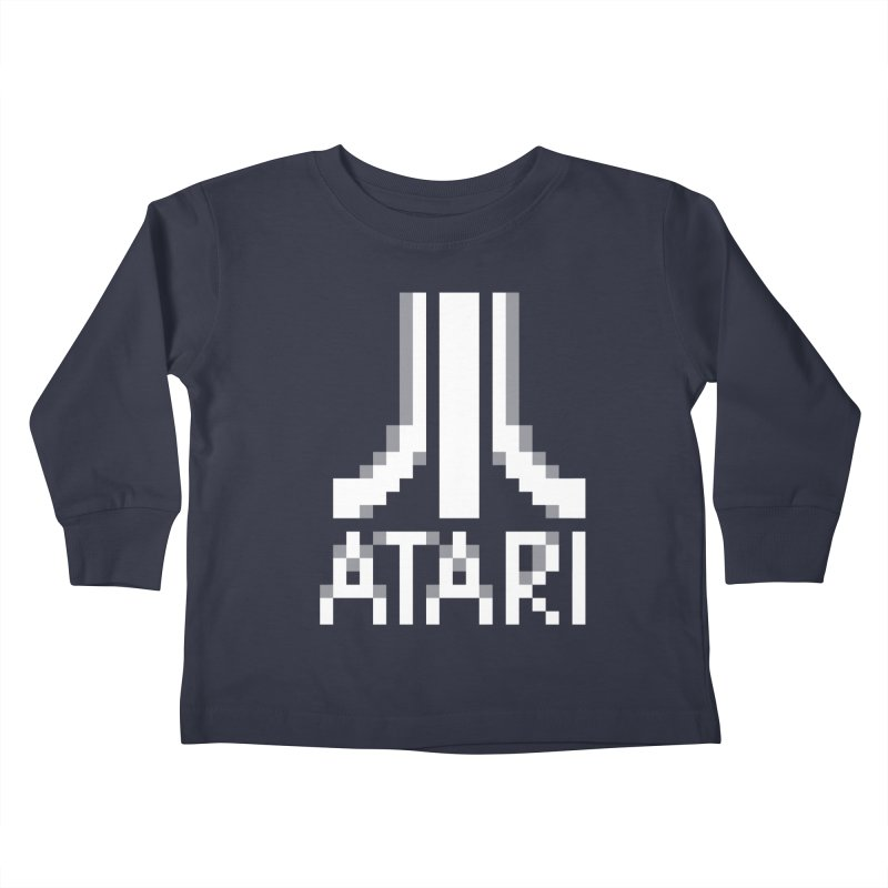 Video Games Kids Toddler Longsleeve T-Shirt by Aled's Artist Shop