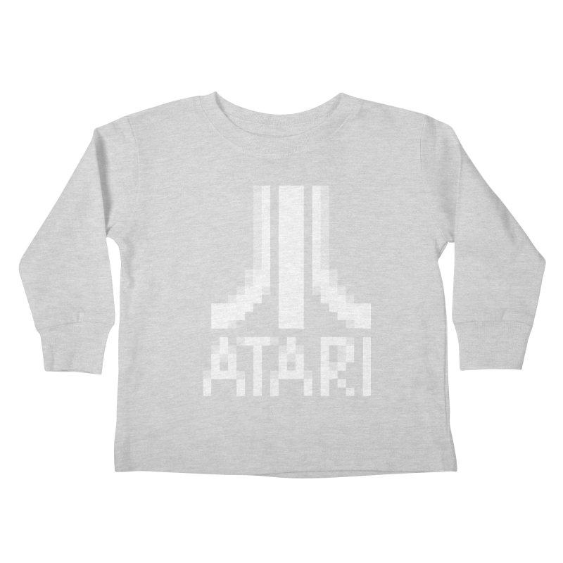 Video Games Kids Toddler Longsleeve T-Shirt by Aled's Artist Shop