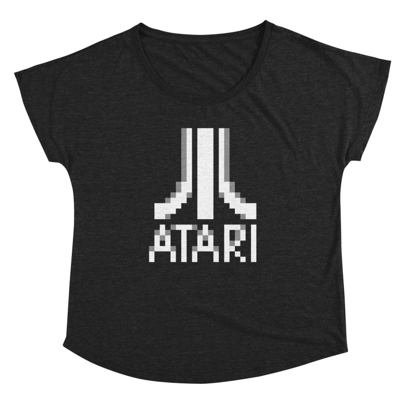 Video Games Women's Dolman Scoop Neck by Aled's Artist Shop