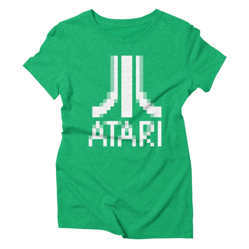 Video Games Women's Triblend T-Shirt by Aled's Artist Shop