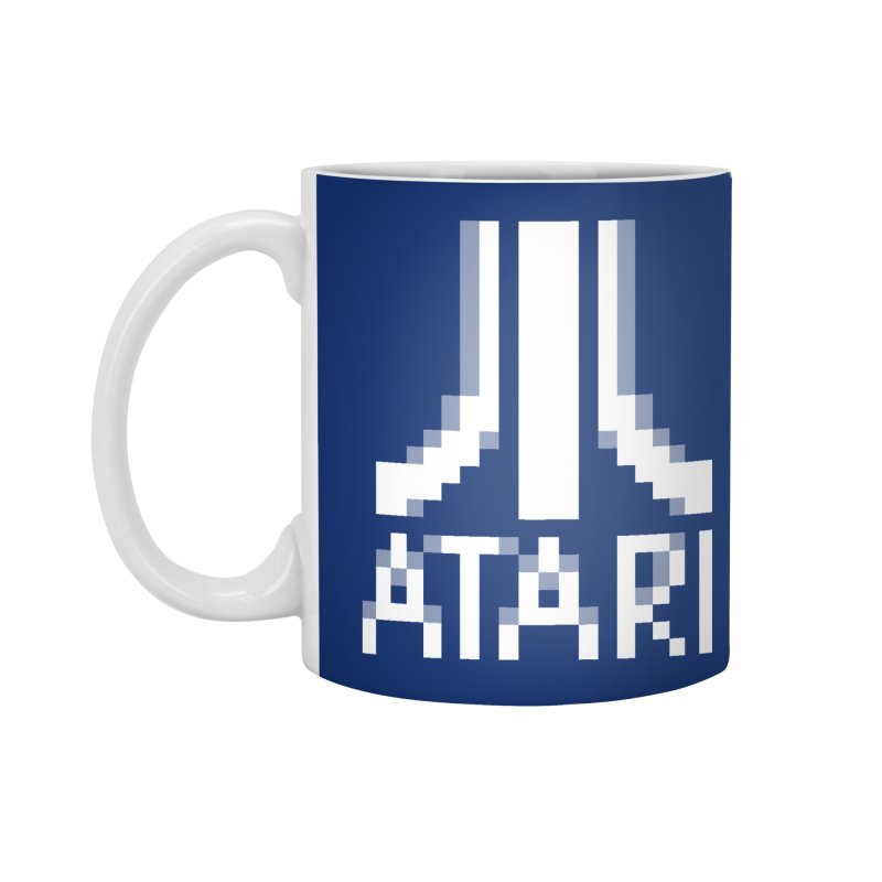 Video Games Accessories Standard Mug by Aled's Artist Shop