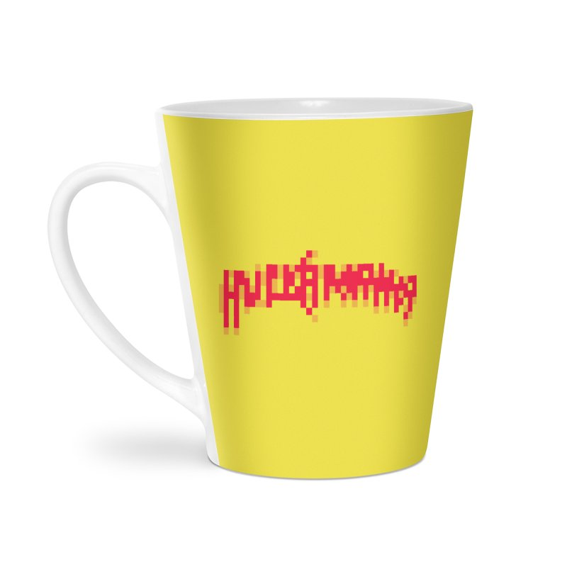 Wrestling Frenzy Accessories Mug by Aled's Artist Shop