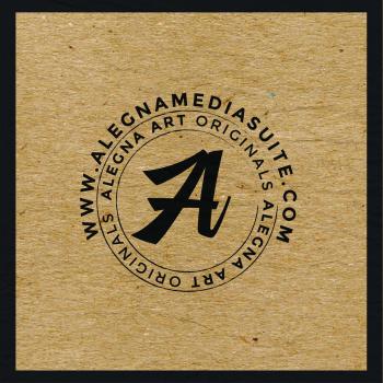alegnaart's Artist Shop Logo