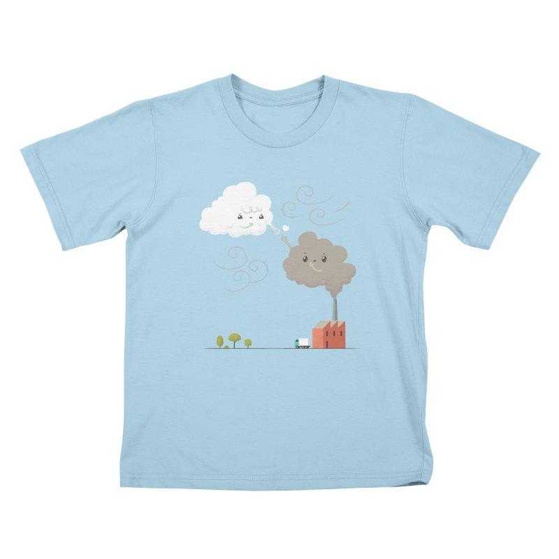 Forbidden Love Kids T-Shirt by Alejandroid's Artist Shop