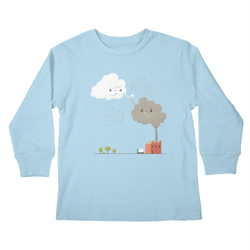 Forbidden Love Kids Longsleeve T-Shirt by Alejandroid's Artist Shop