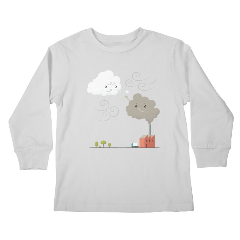 Forbidden Love Kids Longsleeve T-Shirt by Alejandroid's Artist Shop