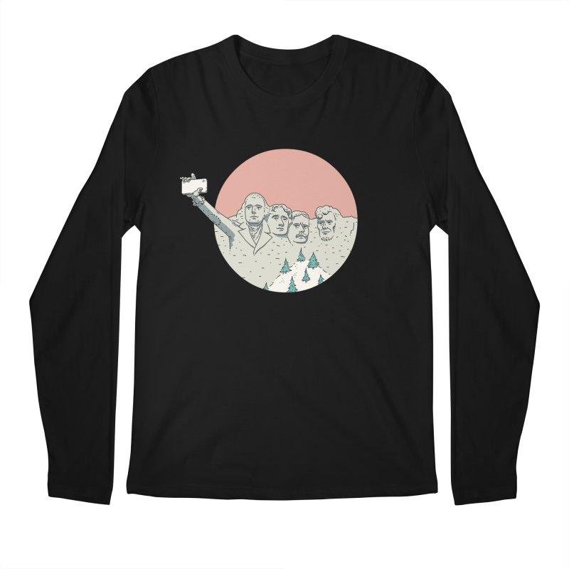 USSIE Men's Longsleeve T-Shirt by Alejandroid's Artist Shop