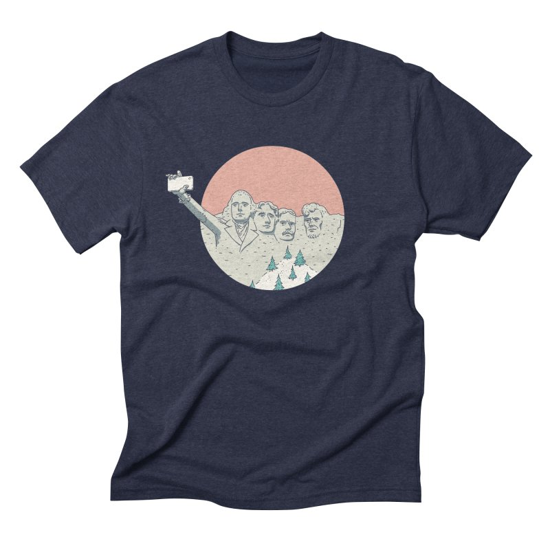 USSIE Men's Triblend T-shirt by Alejandroid's Artist Shop