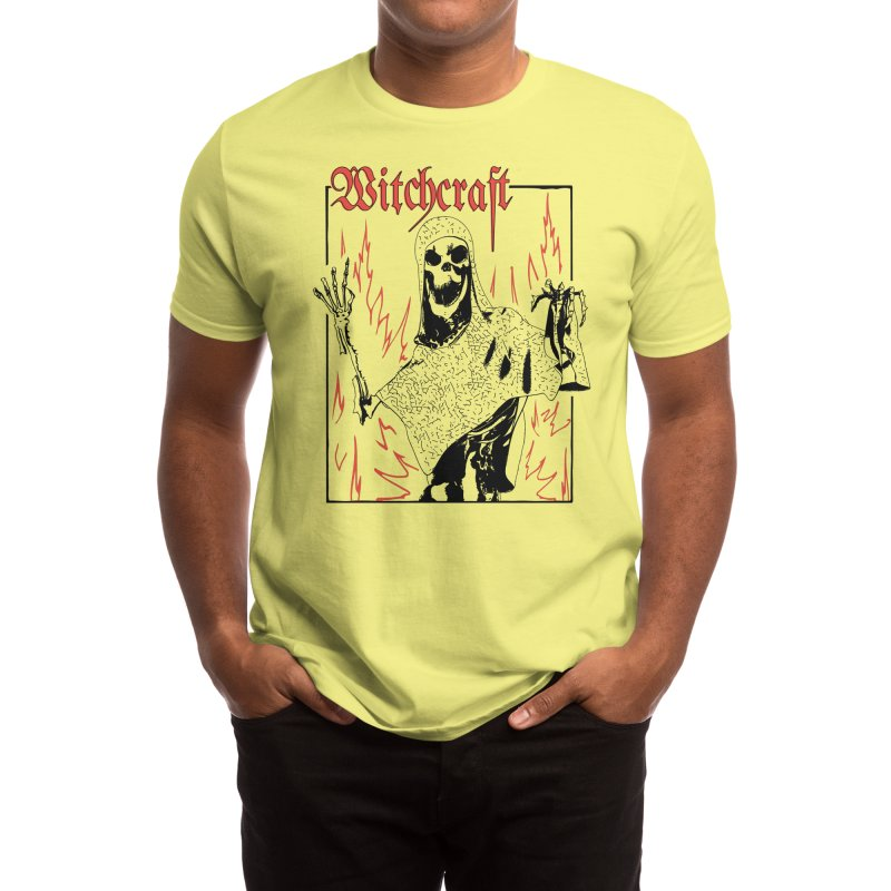 Witchcraft Men's T-Shirt by alejandro pais