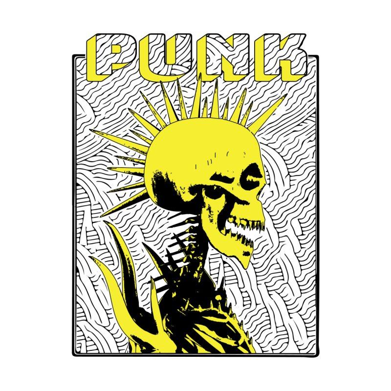 Punk Men's T-Shirt by alejandro pais