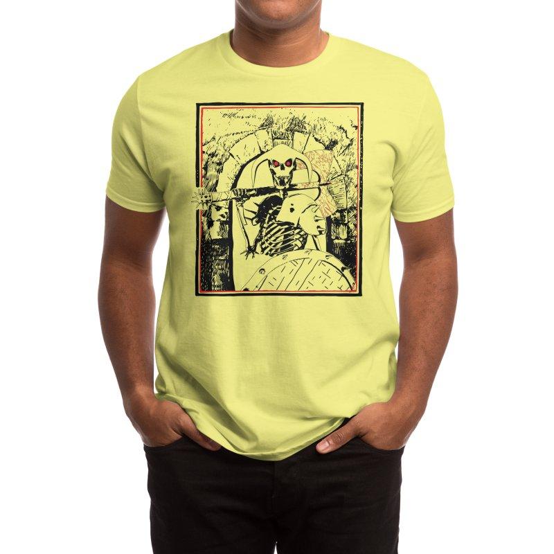 Defender Men's T-Shirt by alejandro pais