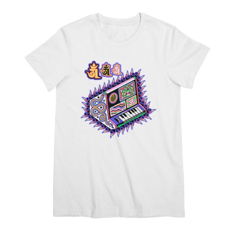 TALISMAN Women's Premium T-Shirt by alejandro sordi