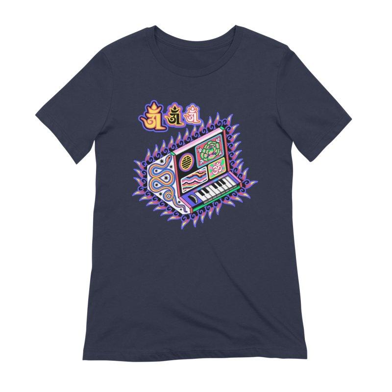 TALISMAN Women's Extra Soft T-Shirt by alejandro sordi