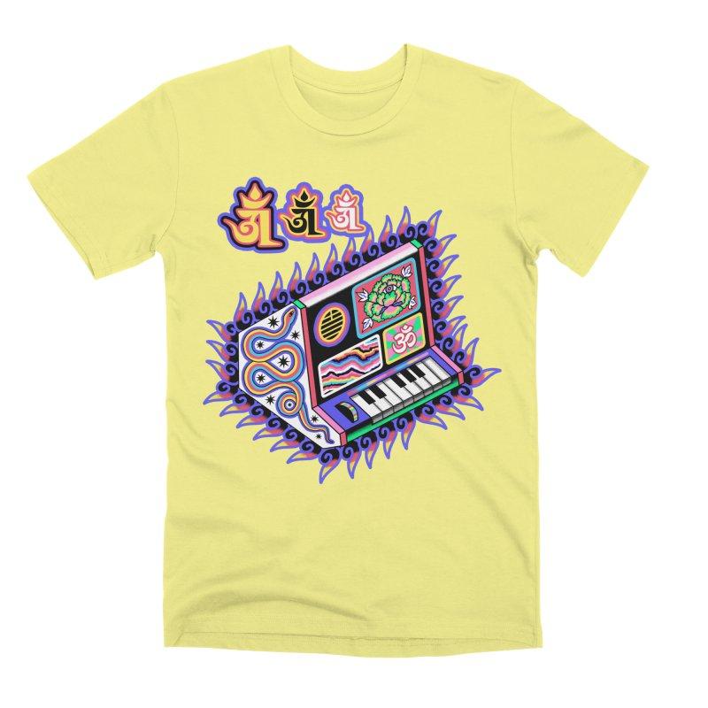 TALISMAN Men's Premium T-Shirt by alejandro sordi