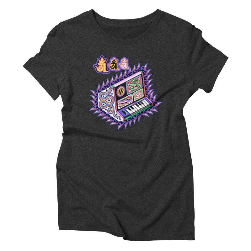 TALISMAN Women's Triblend T-Shirt by alejandro sordi