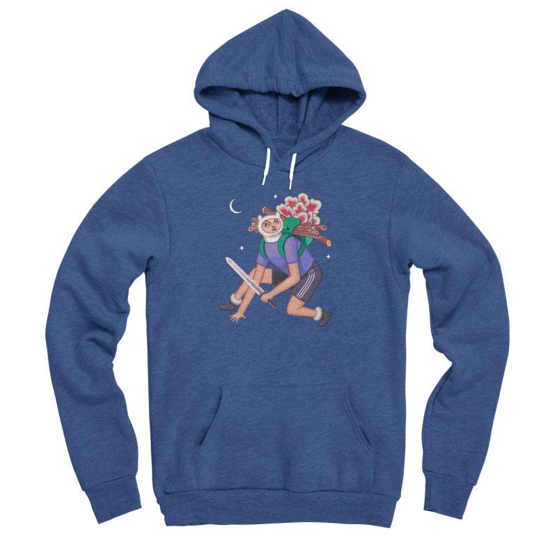 Finn the Humanoid Women's Pullover Hoody by ALEJANDRO SORDI