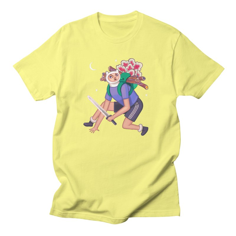 Finn the Humanoid Women's T-Shirt by ALEJANDRO SORDI
