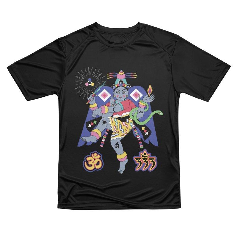 CARACOLA Men's Performance T-Shirt by alejandro sordi