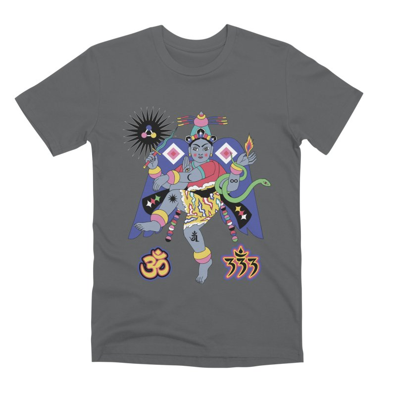 CARACOLA Men's Premium T-Shirt by alejandro sordi