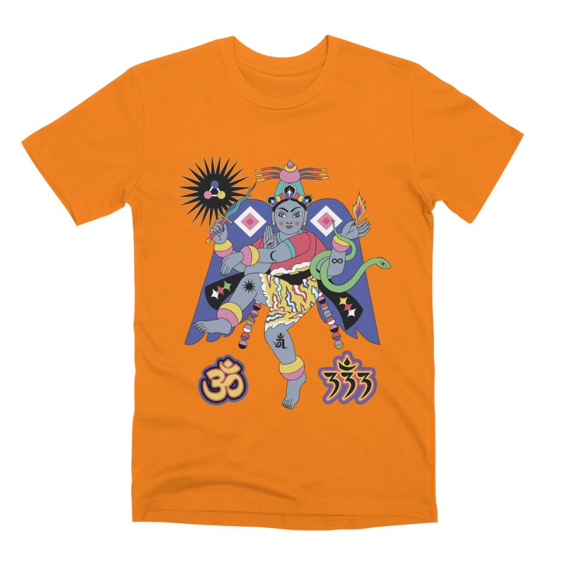 CARACOLA Men's T-Shirt by alejandro sordi