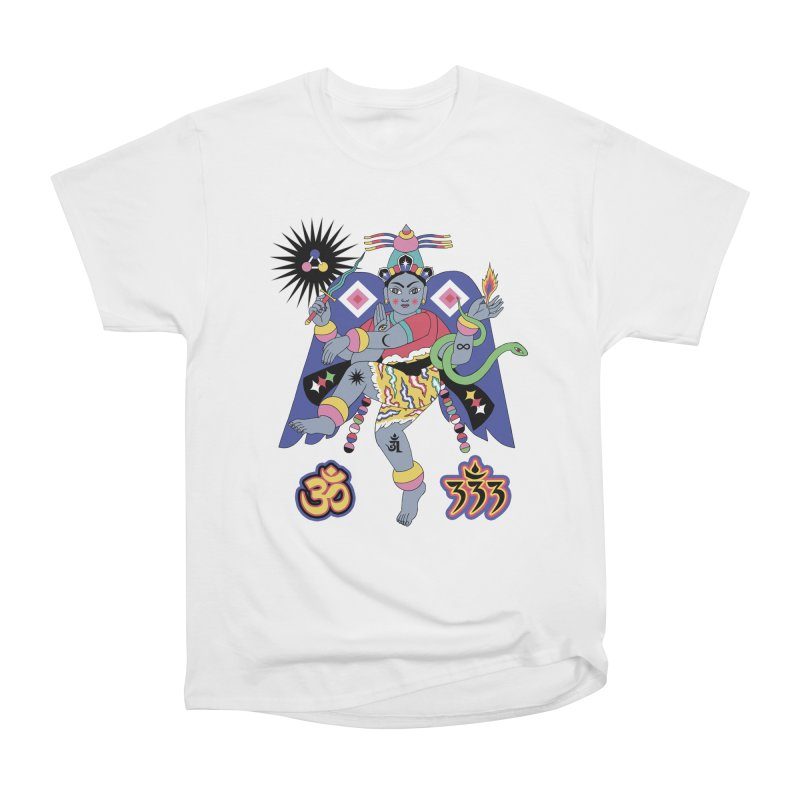 CARACOLA Men's Heavyweight T-Shirt by alejandro sordi