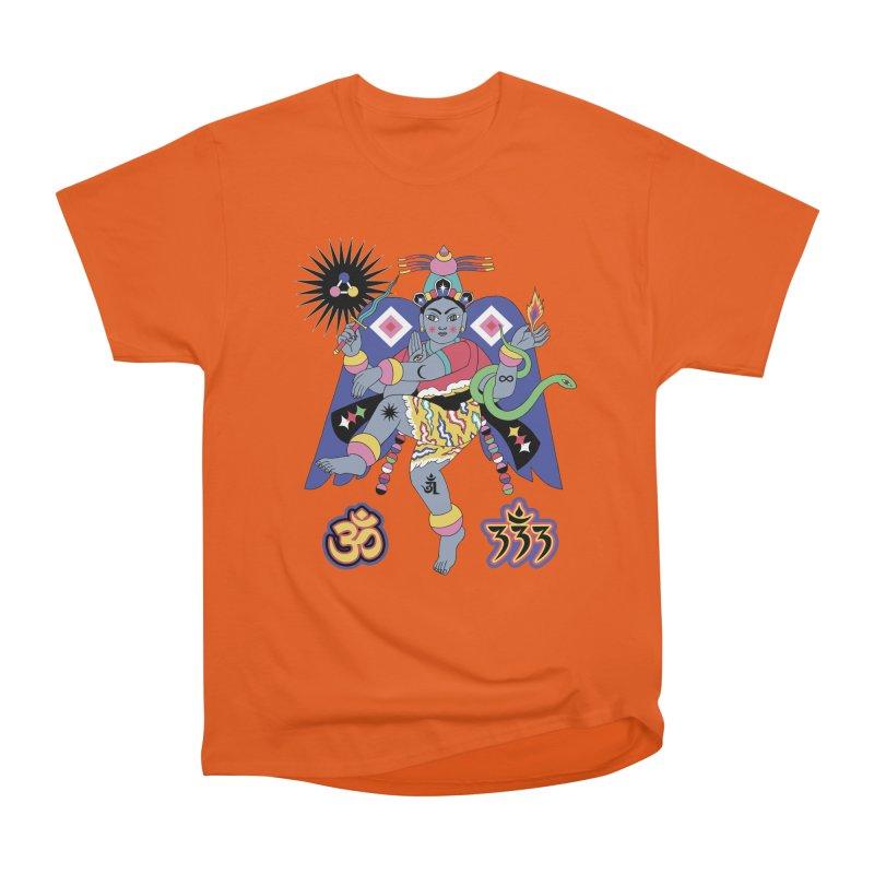 CARACOLA Women's Heavyweight Unisex T-Shirt by alejandro sordi