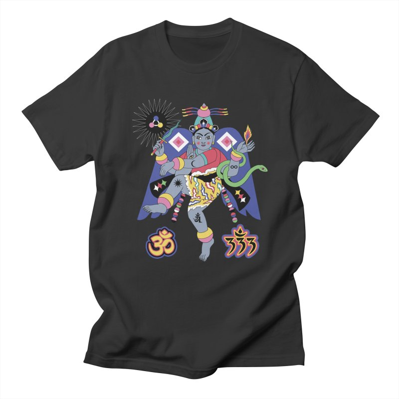 CARACOLA Men's Regular T-Shirt by alejandro sordi
