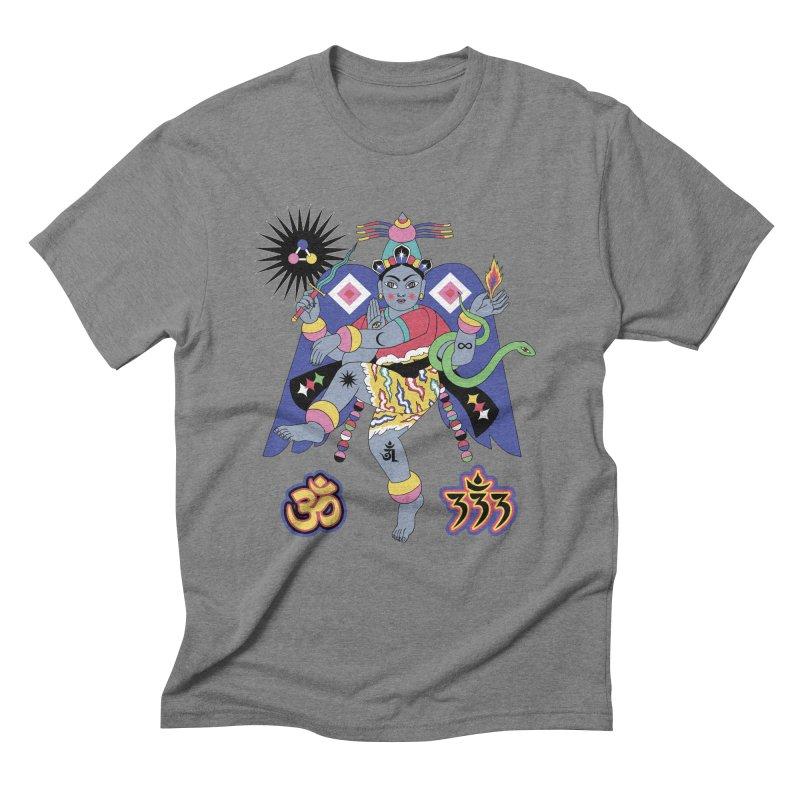CARACOLA Men's Triblend T-Shirt by alejandro sordi