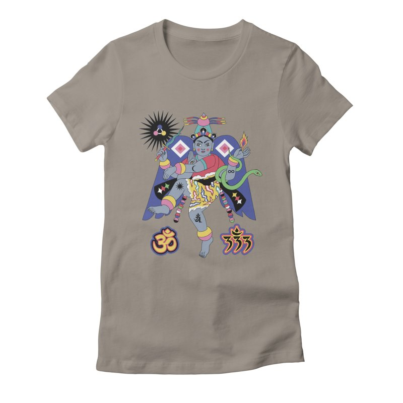 CARACOLA Women's Fitted T-Shirt by alejandro sordi