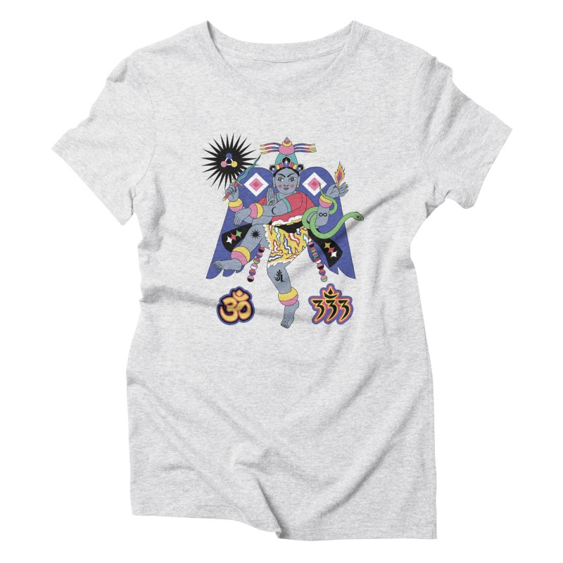CARACOLA Women's Triblend T-Shirt by alejandro sordi