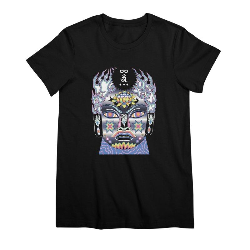 Intergalactico Women's Premium T-Shirt by alejandro sordi