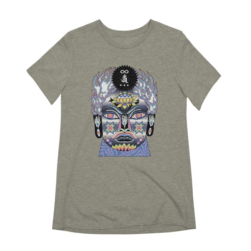 Intergalactico Women's Extra Soft T-Shirt by alejandro sordi