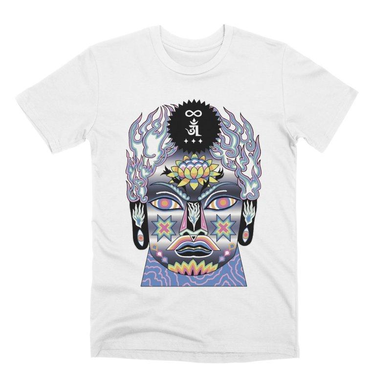 Intergalactico Men's Premium T-Shirt by alejandro sordi