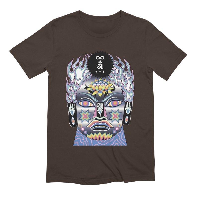 Intergalactico Men's Extra Soft T-Shirt by alejandro sordi