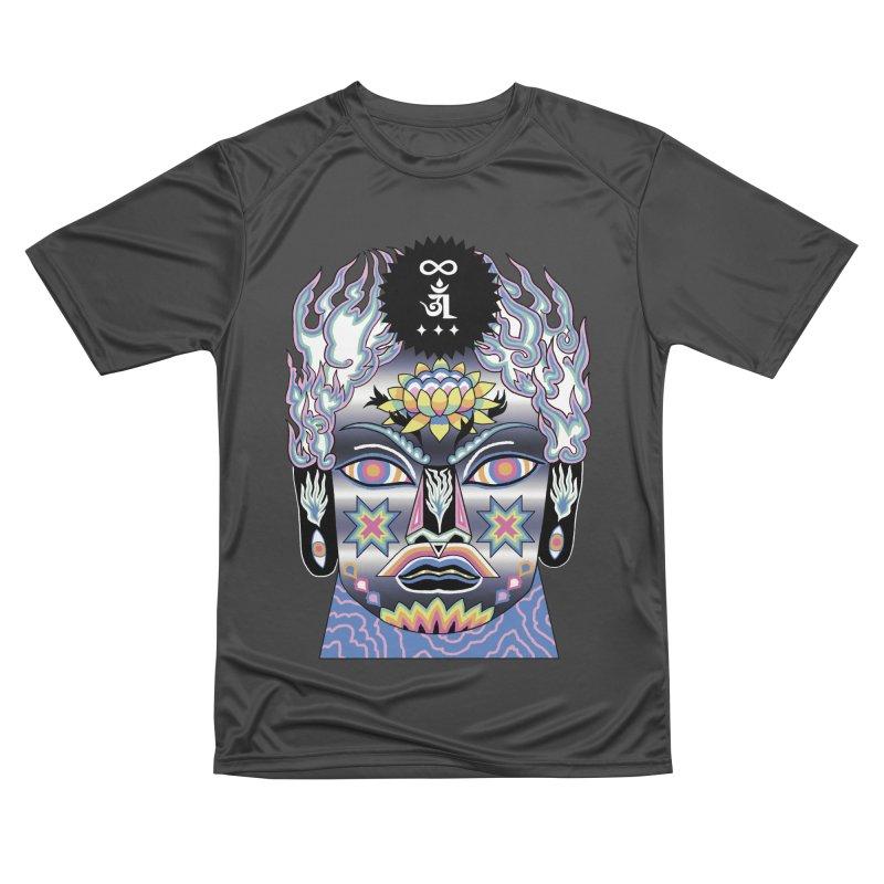 Intergalactico Men's Performance T-Shirt by alejandro sordi