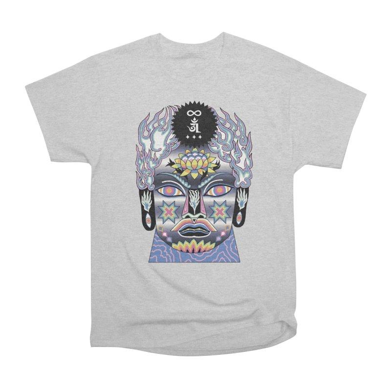 Intergalactico Men's Heavyweight T-Shirt by alejandro sordi